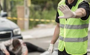 תאונת דרכים, תאונה (צילום: ESB Professional, shutterstock)