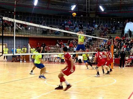 (צילום באדיבות איגוד הכדורעף) (צילום: ספורט 5)