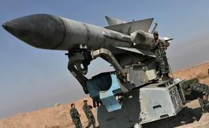 האמל''ח (צילום: Ali Shayegan/AFP, GettyImages)