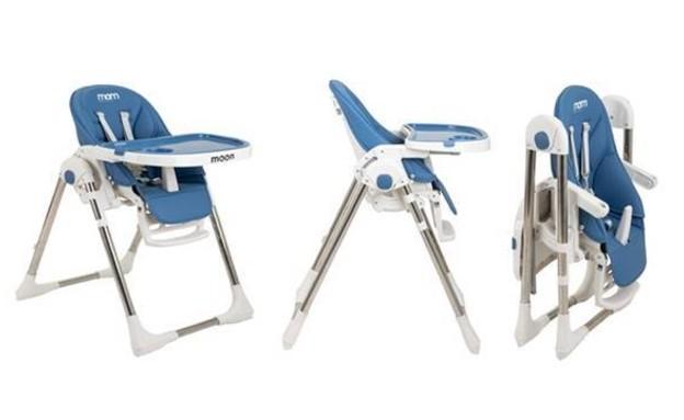 ריקול: כיסא תינוקות של מותג MOM