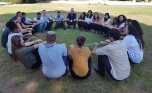 מעגל צוערים (צילום: עמותת ידידי עתידים)