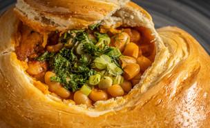 """מרק שעועית - גיא בימקה (צילום: נתנאל ישראל, מתוך """"מאסטר שף"""")"""