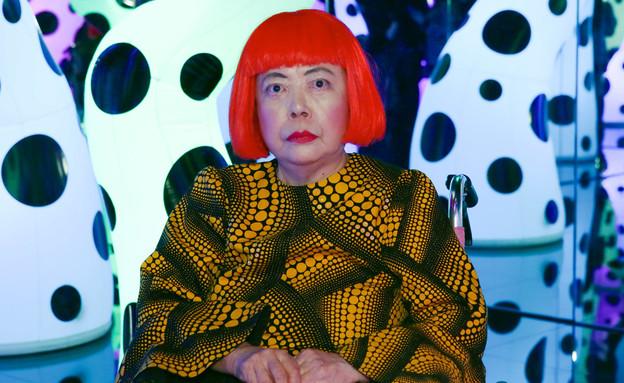 יאיוי קוסאמה, 2013 (צילום: Andrew Toth, Getty images)