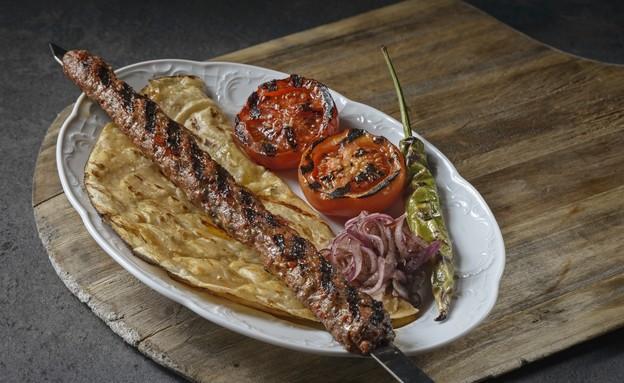 מאריס מסעדה תורכית קבאב  (צילום: ארקדי רסקין , יחסי ציבור)