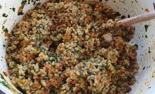 מנת האורז של אייל שני (צילום: אוכל טוב)