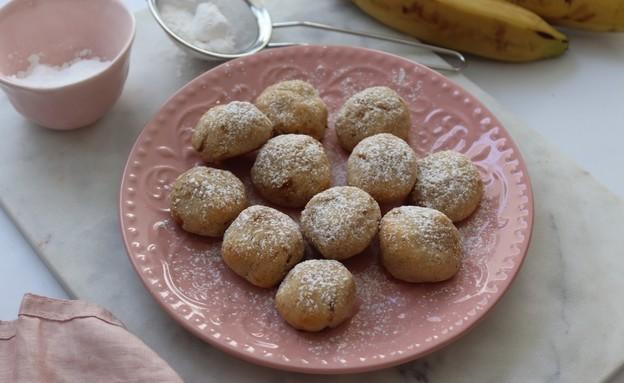 עוגיות בריאות ב-3 מרכיבים (צילום: רון יוחננוב, אוכל טוב)