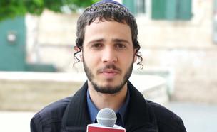 """יאיר שרקי על השבוע הפוליטי המשוגע (צילום: מתוך """"חדשות הבוקר"""" , קשת 12)"""