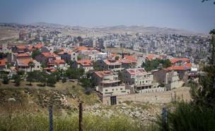 שכונת פסגת זאב, ירושלים (צילום: מרים אלסטר, פלאש 90)