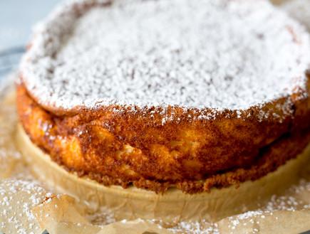 עוגת יוגורט לימון ללא קמח