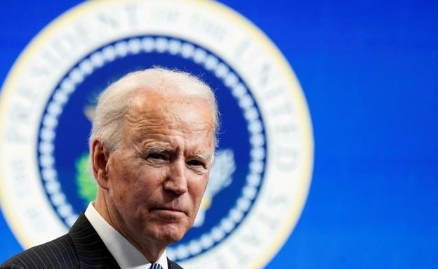 ג'ו ביידן, נשיא ארצות הברית (צילום: רויטרס, שי פרנקו, רויטרס)