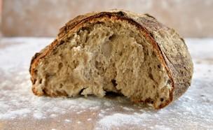 לחם כפרי צרפתי (צילום:  יחסי ציבור )
