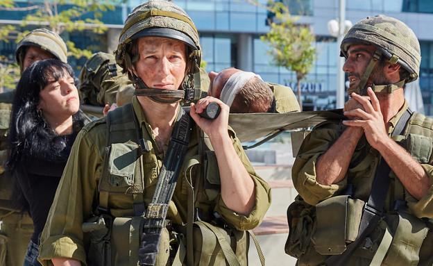 חיילים (צילום: שוקה כהן)
