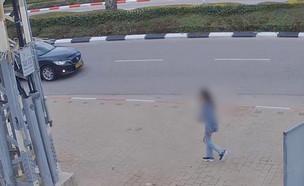 שוד בעכו     (צילום: משטרת ישראל)