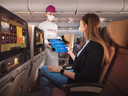 שידרוג: חברות התעופה מציעות הטבות לנוסעים ליעדים רחוקים
