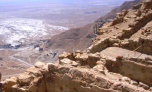מסע ישראלי למצדה (צילום: זיו הנדלר, מתוק אתר פיקיויקי)