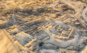 מסע ישראלי לנבטים (צילום: מתוך ארכיון פיקיויקי)