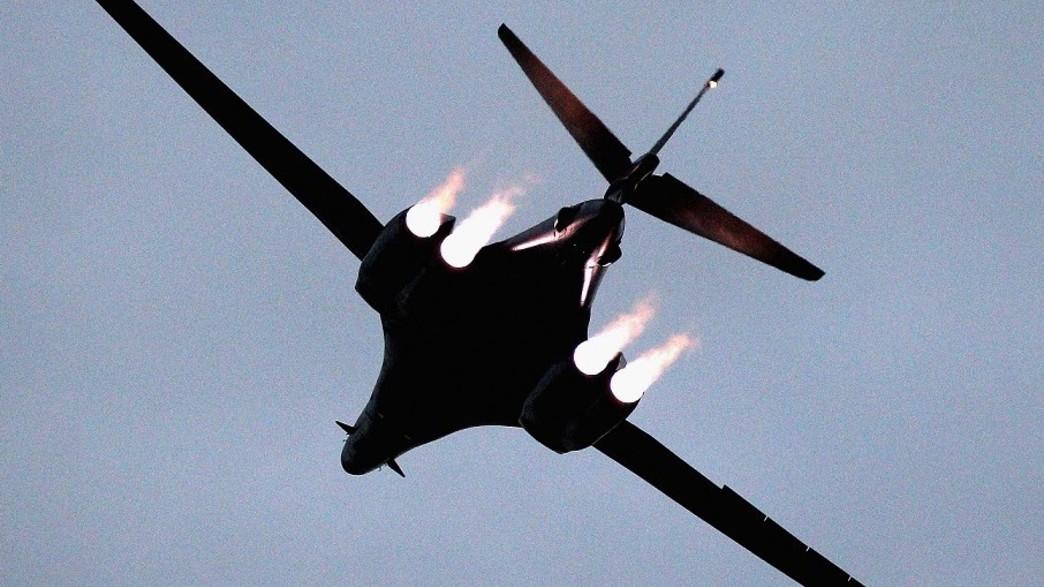 מפציץ באוויר (צילום: Mark Dadswell, GettyImages)