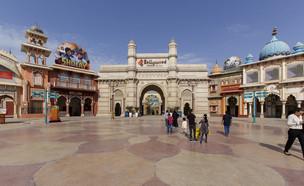 Dubai Parks and Resorts (צילום:  Feroze Edassery)