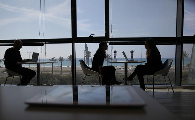 משרד Dell Technologies בחיפה (צילום: טל שחר)