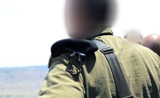 קצין, צבא, אילוסטרציה, חייל (צילום: פלאש 90 טל מנור, חדשות)