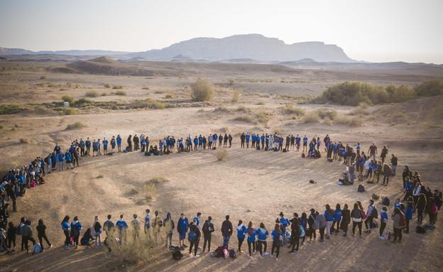מסע ישראלי (צילום: אלי לוי)