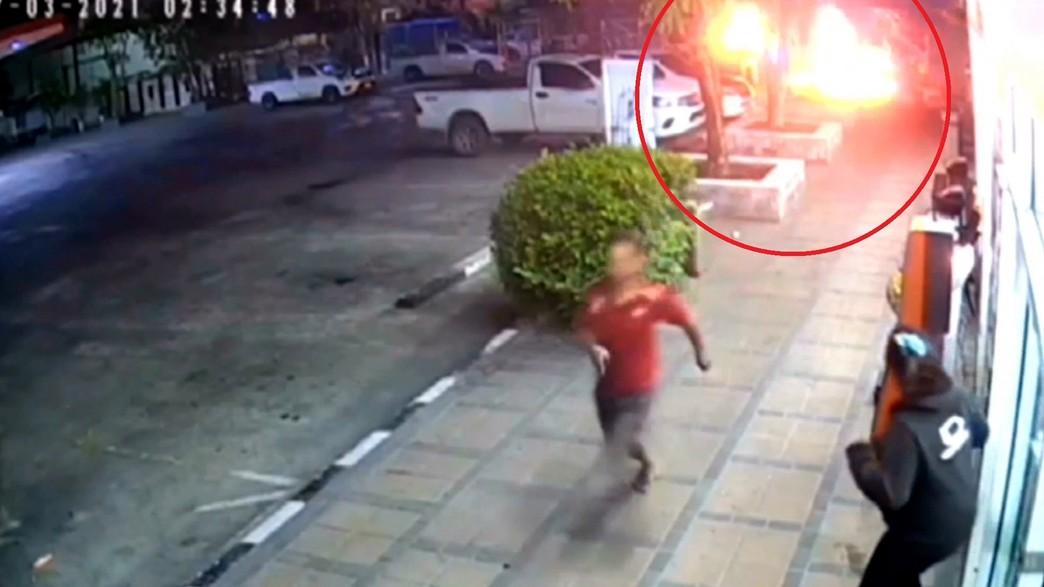 תאילנד (צילום: เรื่องเล่าเช้านี้, Youtube)