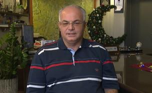 ראש עיריית טייבה (צילום: N12)