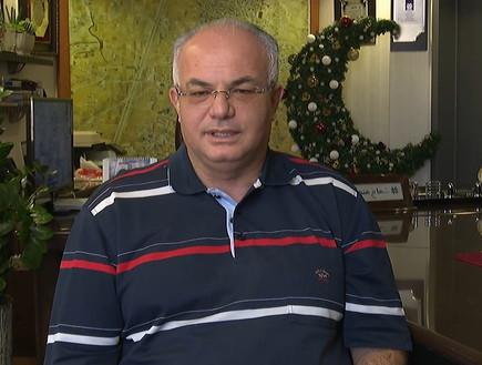 """תושבים בטייבה חגגו את נפילת הרקטה בעיר; ראש העירייה: ״לא חסרים מטומטמים"""""""