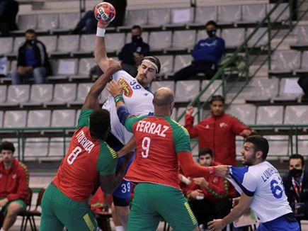 (צילום באדיבות איגוד הכדוריד של פורטוגל) (צילום: ספורט 5)