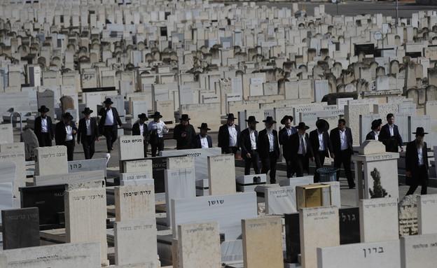 האסון במירון (צילום: Oded Balilty, AP)