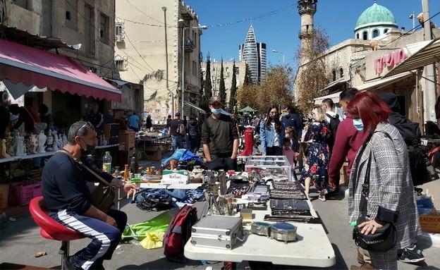שוק הפשפשים (צילום: אריאלה אפללו)