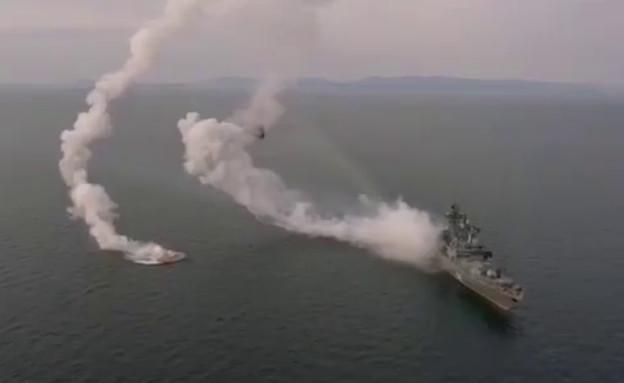 התיעוד (צילום: Чингис Дамбиев, youtube)