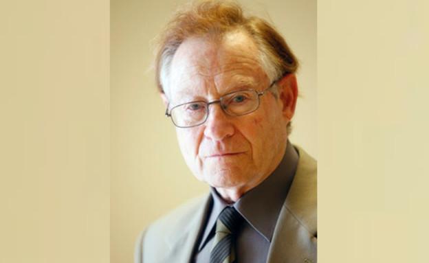 פרופסור ביין (צילום: חנן זיסו תקשורת)