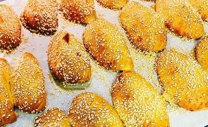 סמבוסק גבינות (צילום: פאני דוד, אוכל טוב)