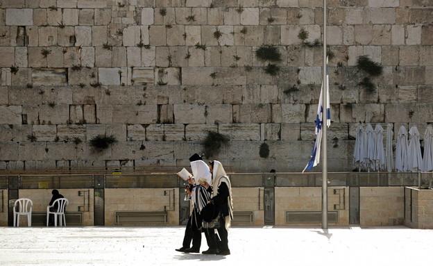 יום אבל לאומי אסון במירון (צילום: רויטרס)