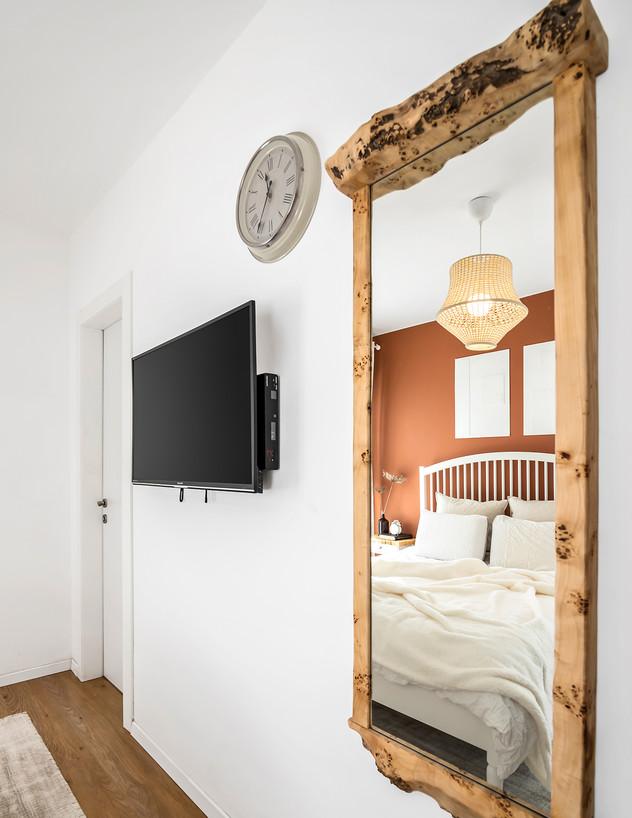 חדר שינה, עיצוב רחלי זוהר אדרי, ג - 3 (צילום: נועה בר-אל)