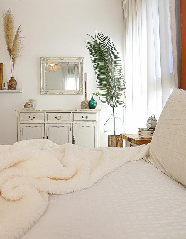 חדר שינה, עיצוב רחלי זוהר אדרי, ג - 10 (צילום: נועה בר-אל)