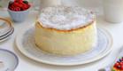 עוגת גבינה אפויה נדירה (צילום: רויטל פדרבוש, מטבח לייט )