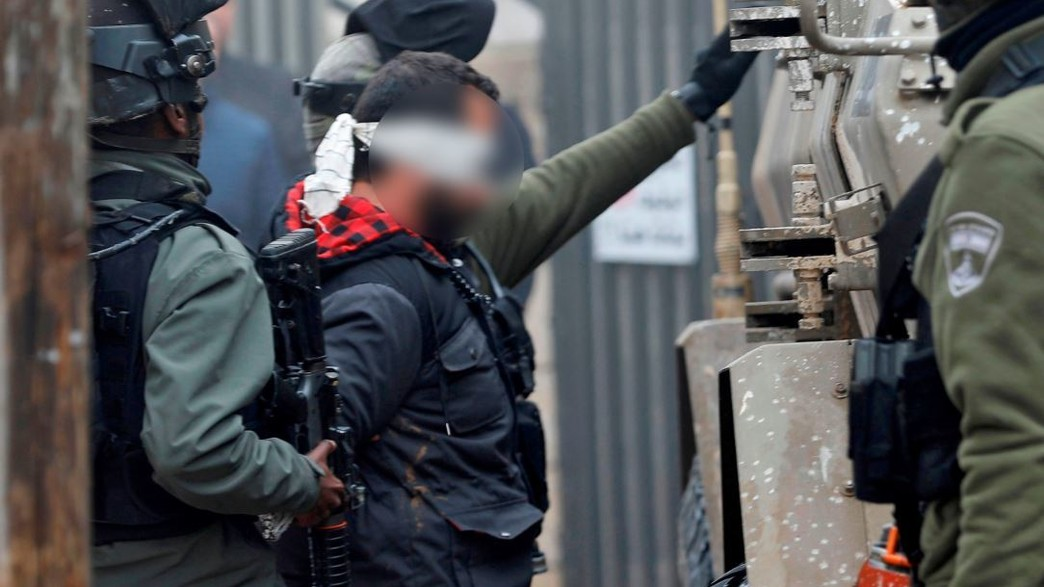 מעצר מבוקש (צילום: ABBAS MOMANI/AFP, GettyImages)
