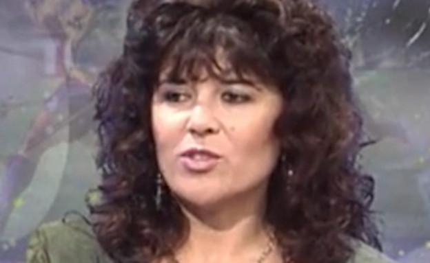 """רינה מצליח על הימים הראשונים שלה בחדשות (צילום: מתוך """"חדשות הבוקר"""" , קשת 12)"""