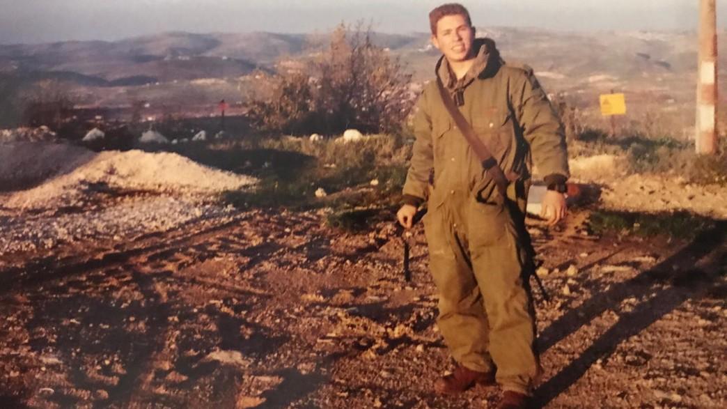 מוביל המאבק בלבנון (צילום: פרטי)