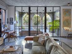 בית בנווה צדק, אדריכלות דובי וויט, עיצוב פנים עופר קינן (צילום: שי גיל)