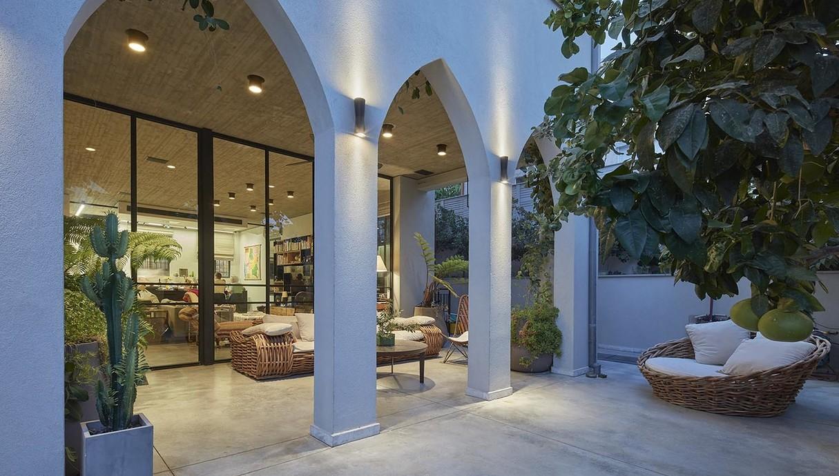 בית בנווה צדק, אדריכלות דובי וויט, עיצוב פנים עופר קינן