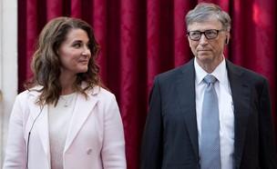 ביל ומלינדה גייטס. הודיעו על פרידה אחרי 27 שנות נישואים (צילום: רויטרס)