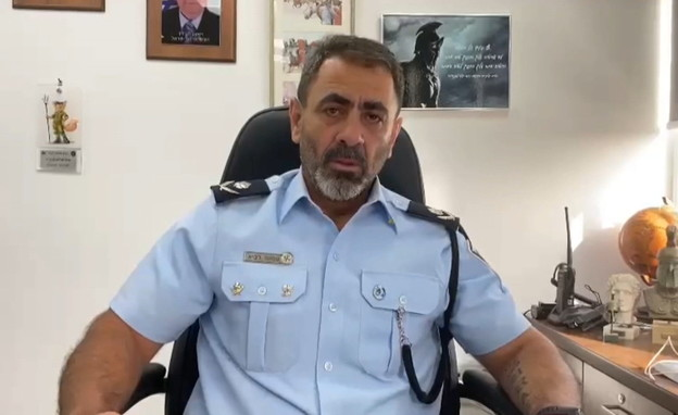 מפקד מחוז צפון שמעון לביא