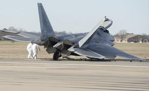 המטוס (צילום: 192nd Wing/Courtesy Photo)