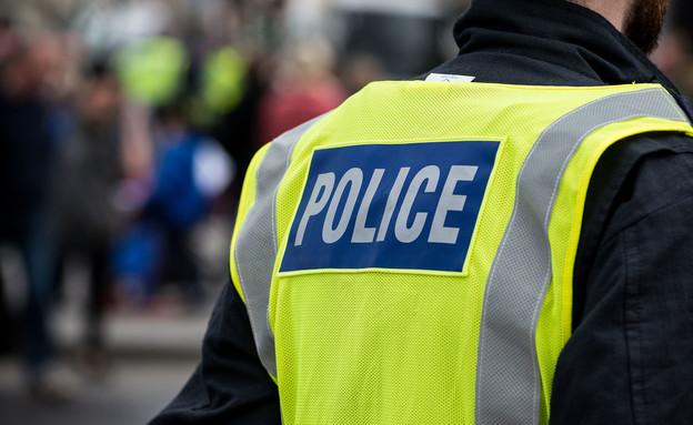 משטרת לונדון אילוסטרציה (צילום: John Gomez, Shutterstock)