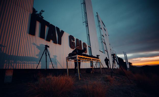 איתי גאלו בהוליווד (צילום: Josh Ewalt, Sammie Saing, Ofer Yakov)