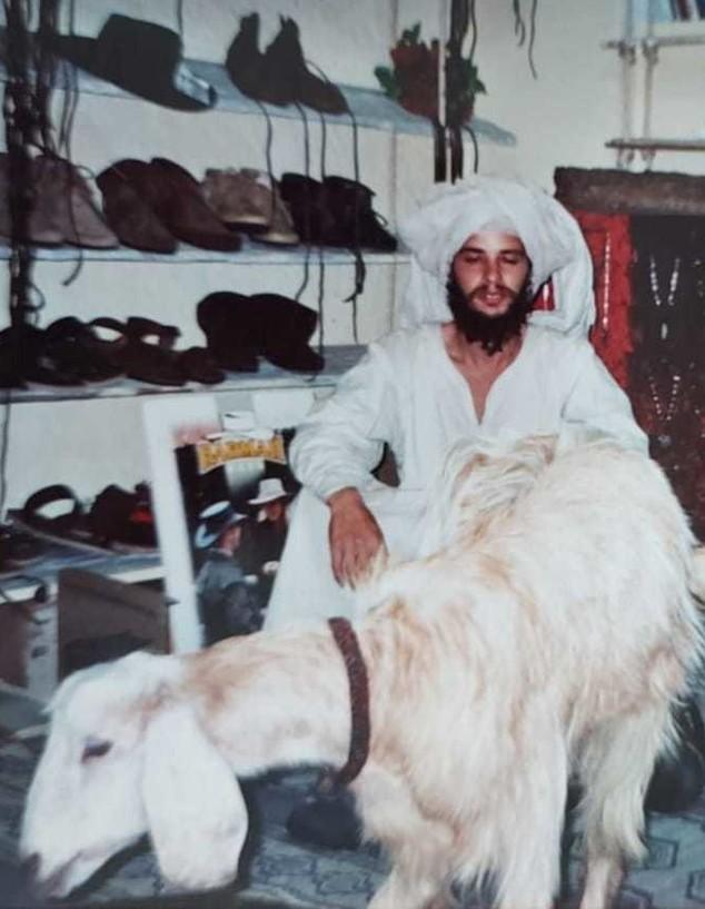 אריאל רחמין (צילום: באדיבות המשפחה)
