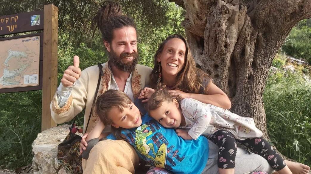 משפחת וייס (צילום: צילום משפחתי)